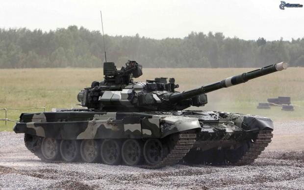 تانک تی-90