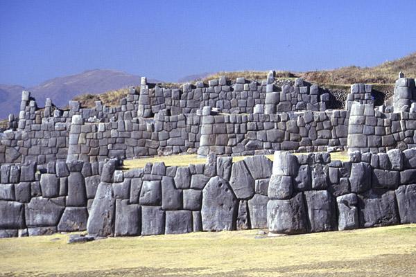 دیوارهای عظیم هوآمان