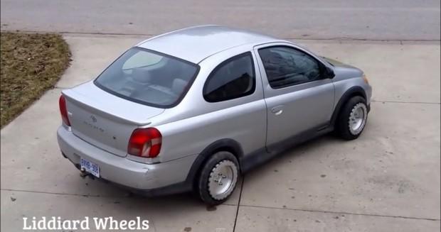 2 چرخ هایی خارق العاده که خودروها را ابرقدرت می کنند