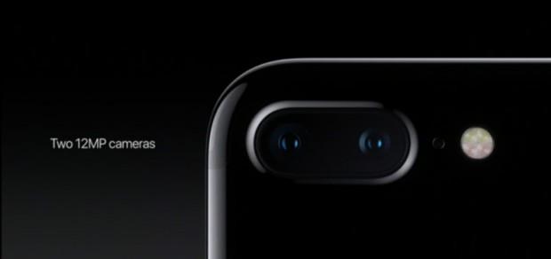 دو دوربین 12 اینچی در پشت آیفون 7 اپل