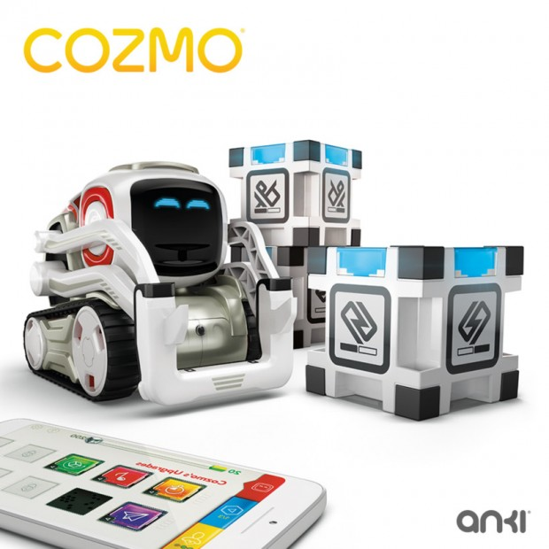 ربات Cozmo