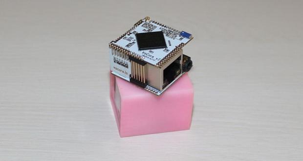 کوچکترین کامپیوتر لینوکسی جهان