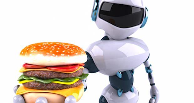ربات آشپز