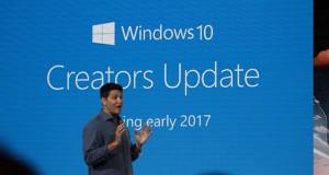 آپدیت Creators Update ویندوز 10