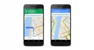 اپلیکیشن نقشه گوگل آپدیت شد ؛ ناوبری بدون دخالت دست با استفاده از اوکی گوگل