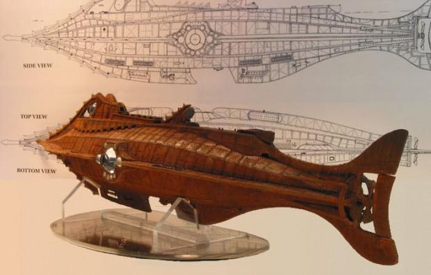 زیردریایی ناتیلوس (Nautilus)
