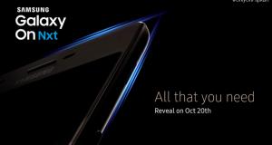 گوشی فلزی سامسونگ Galaxy On Nxt در راه است
