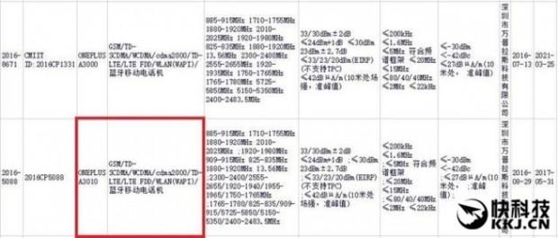 اطلاعاتی از گوشی وان پلاس 3 اس منتشر شد