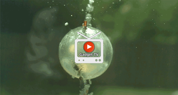 انفجار در زیر آب