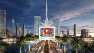 بلندترین برج جهان باز هم در دبی ساخته میشود
