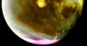 فرابنفش در مریخ