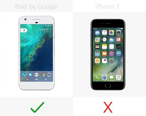 مقایسه گوگل پیکسل و آیفون 7 ؛ برندگان جنجال سامسونگ در برابر هم
