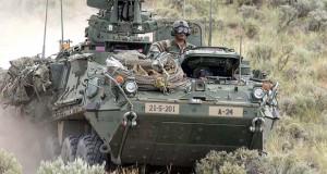 زره پوش لیزری به زودی جزیی از تجهیزات نظامی ایالات متحده میشود