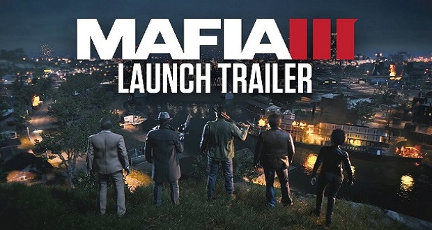 تریلر نهایی بازی Mafia 3