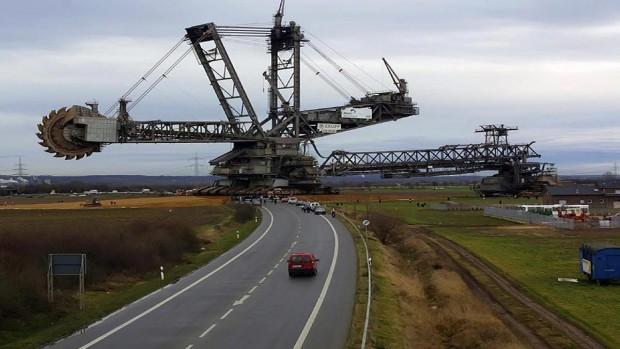 غول پیکرترین ماشین های جهان