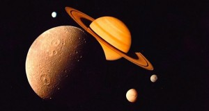 مشاهده سه سیاره زهره، زحل و مریخ