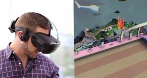 هدست جدید Oculus