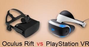 مقایسه هدست های واقعیت مجازی