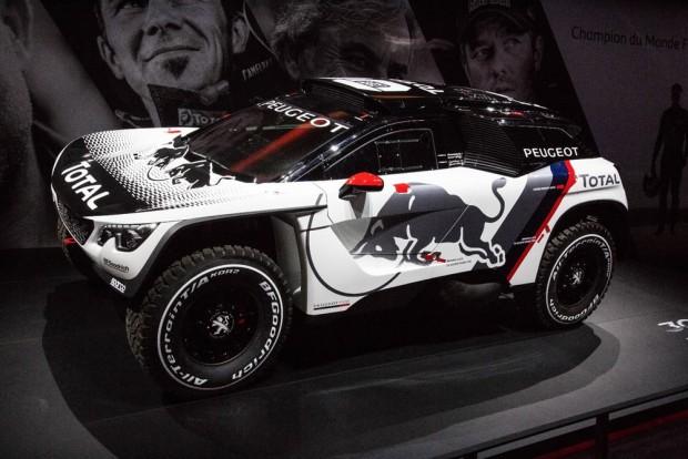 نمایشگاه اتومبیل پاریس 2016