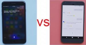 ویدیوی مقایسه دستیارهای صوتی گوگل پیکسل و آیفون 7