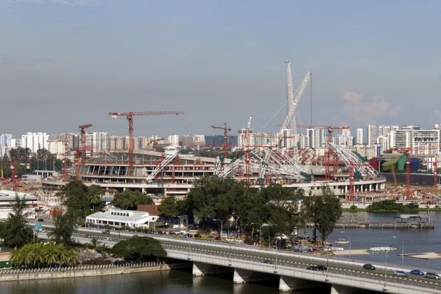 بزرگترین استادیوم گنبدی جهان
