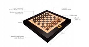 صفحه شطرنج هوشمند Square Off