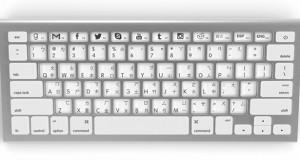 کیبورد جدید مک بوک اپل