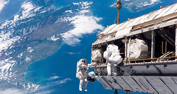 با این ویدیوی 4K به درون ایستگاه فضایی بین المللی سفر کنید