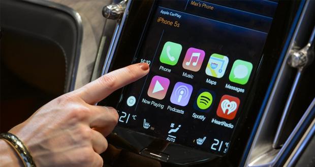 ساخت خودروهای خودران اپل به حالت تعلیق درآمد