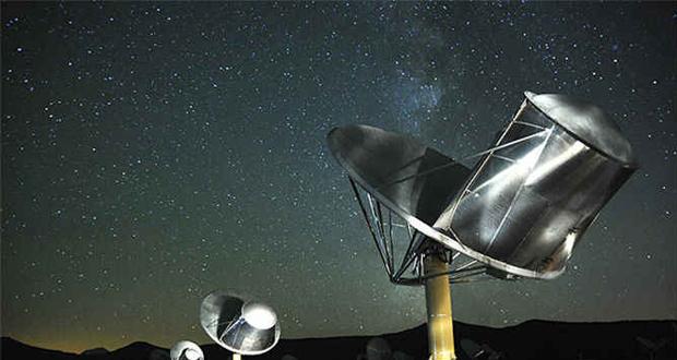 بیگانگان فضایی منبع سیگنالهای مرموز