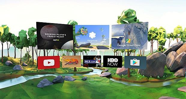 همه چیز در مورد گوگل دی دریم گوگل (Google Daydream)