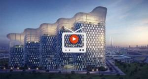 ساختمان جدید اداره برق دبی
