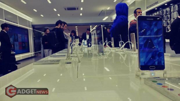 بزرگترین مرکز خدمات موبایل سامسونگ در ایران
