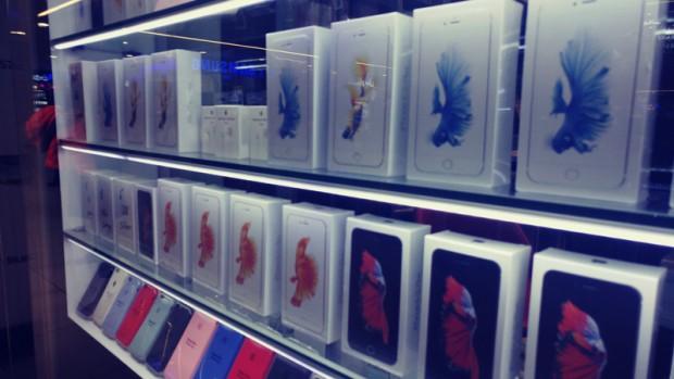 قیمت آیفون 7 و 7 پلاس با گارانتی در بازار ایران