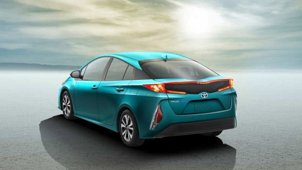 خودروی سبز سال 2017