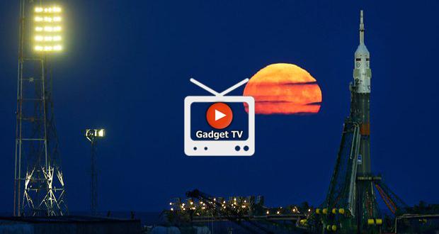 ویدیوی تایم لپس از ابرماه