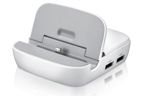 لوازم جانبی گلکسی اس ۸ شامل قاب محافظ چرمی و داک مالتی مدیا خواهند بود