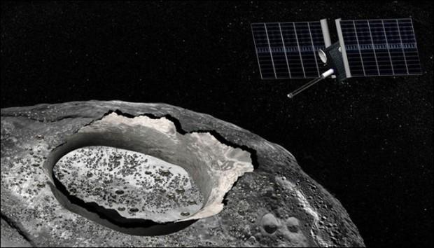 سیارک فلزی Psyche