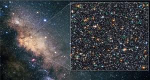 تعداد ستاره ها