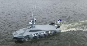 کشتی بدون سرنشین