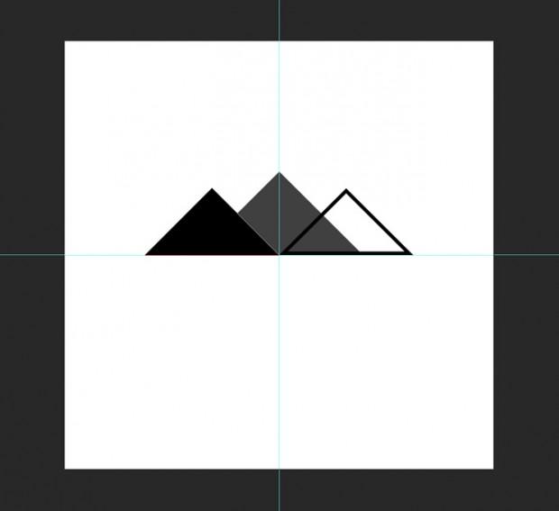 آموزش تصویری طراحی لوگو با فتوشاپ