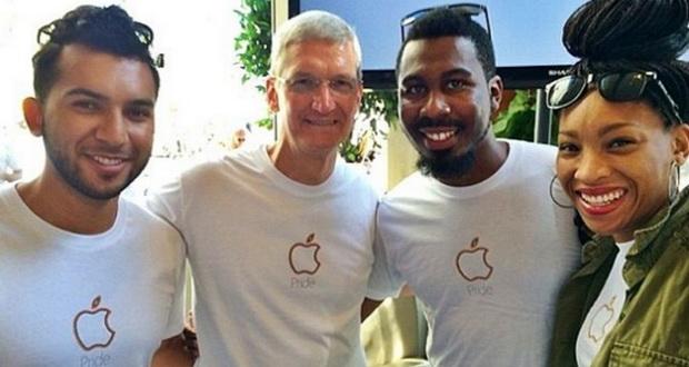 ایمیل تیم کوک به کارمندان اپل