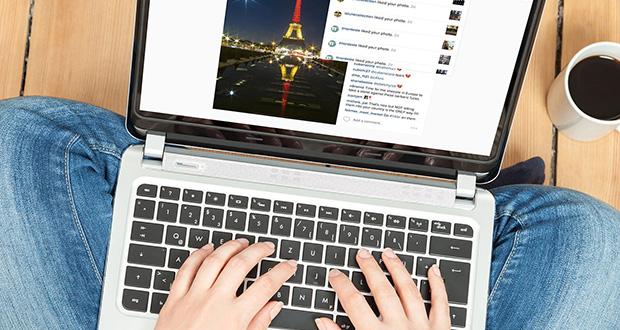 آموزش اینستاگرام برای کامپیوتر و مک ؛ گوشی را کنار بگذارید !
