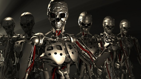 ربات های قاتل