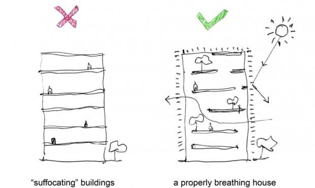 سرامیک های بازیافتی در ساختمانسازی