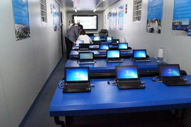 مدارس اینترنتی خورشیدی سامسونگ