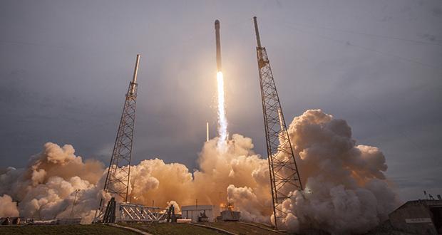 دلیل انفجار موشک فالکون 9 مشخص شد