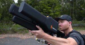 سلاح ضد پهپاد DroneGun