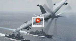هواپیمای بدون سرنشین ارتش آمریکا