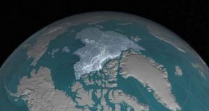 دمای قطب شمال